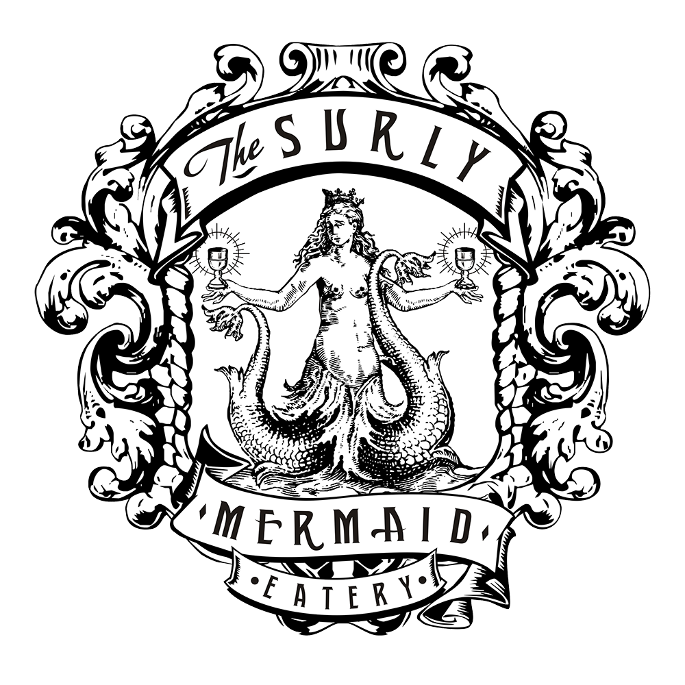 Surly Mermaid Logo