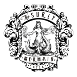 The Surly Mermaid logo